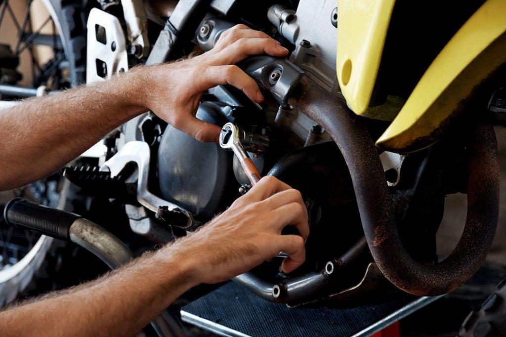 Recambios para moto online en España al mejor precio